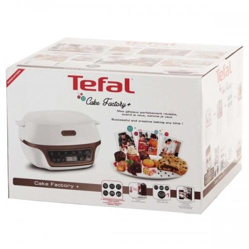 Мультикондитер Tefal Cake Factory KD802112