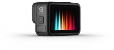 Экшн-камера GoPro HERO9 Black Edition (CHDHX-901-RW) черный