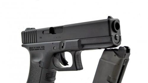 Пистолет для страйкбола Tokyo Marui Glock 18С