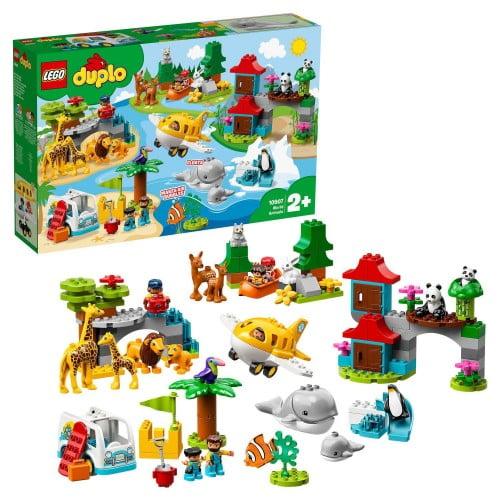 Конструктор LEGO DUPLO Town Животные мира 10907