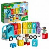 Конструктор LEGO DUPLO Грузовик Алфавит 10915