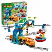 Конструктор LEGO DUPLO Town Грузовой поезд (10875)