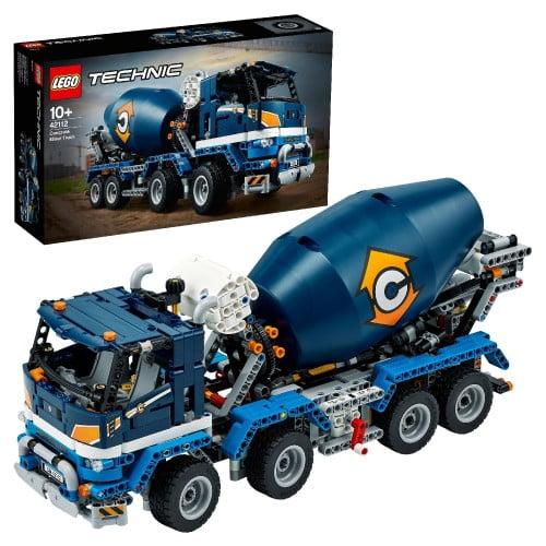Конструктор LEGO Technic Бетономешалка 42112