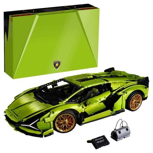 Конструктор LEGO Technic Lamborghini Sian FKP 37 42115