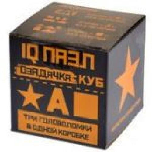 Головоломка «Куб4»