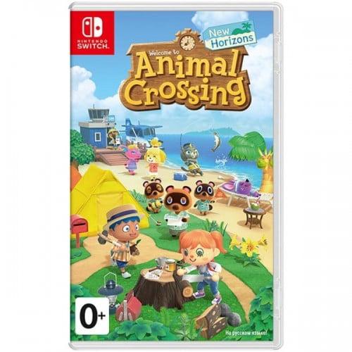 Игра Nintendo Switch Animal Crossing: New Horizons