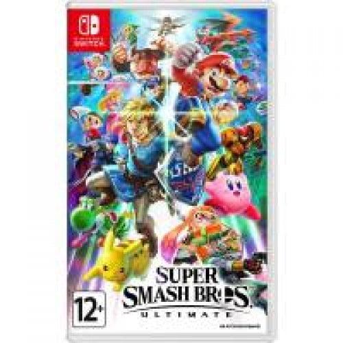 Игра Nintendo Switch Super Smash Bros. Ultimate