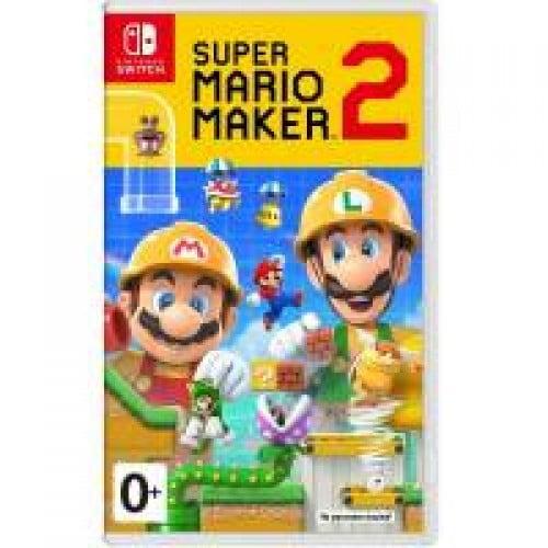 Игра Nintendo Switch Super Mario Maker 2