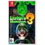 Игра Nintendo Switch Luigi's Mansion 3