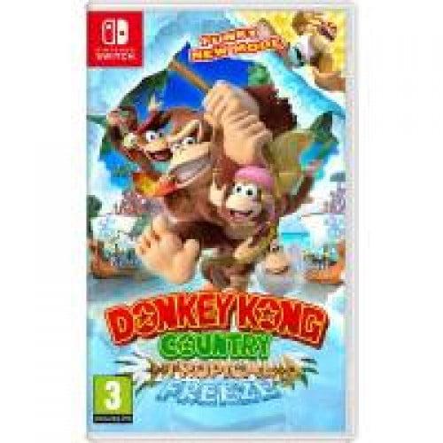 Игра Nintendo Switch Donkey Kong Country: Tropical Freeze