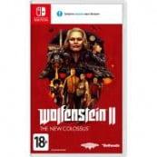 Игра Nintendo Switch Wolfenstein II - The New Colossus