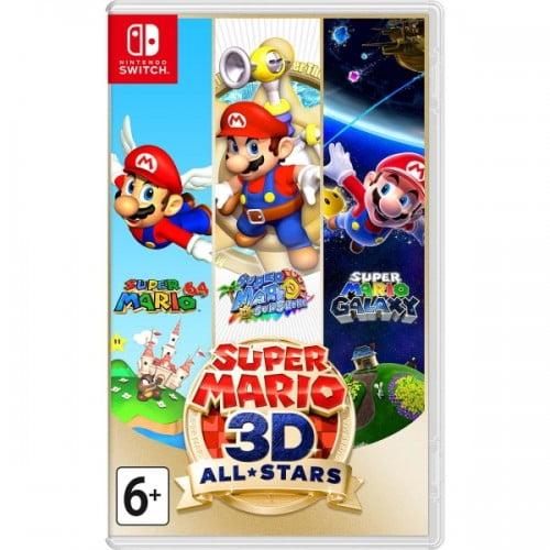 Игра Nintendo Super Mario 3D All-Stars