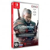 Игра CD Projekt RED Nintendo Ведьмак 3: Дикая Охота. Полное Издание