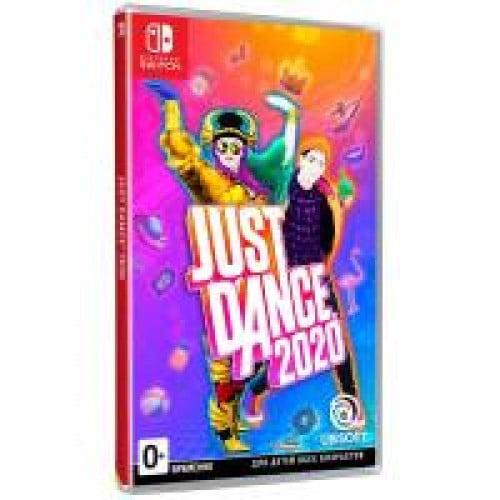 Игра Ubisoft Nintendo Just Dance 2020