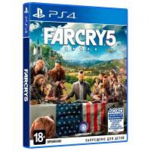 PS4 игра Ubisoft Far Cry 5