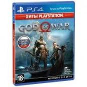 PS4 игра Sony God of War. Хиты PlayStation