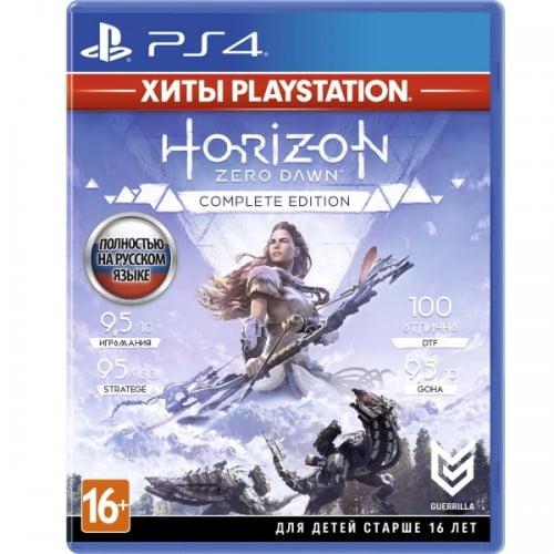 PS4 игра Sony Horizon Zero Dawn