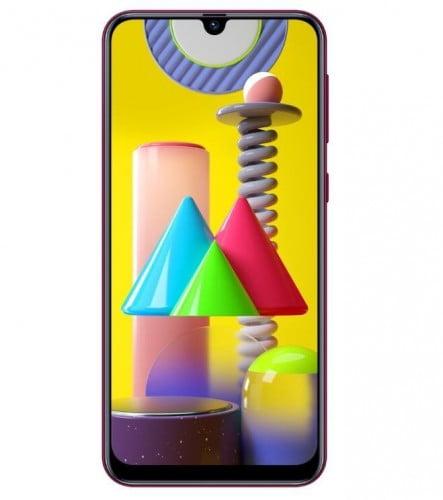 Смартфон Samsung Galaxy M31 128 ГБ