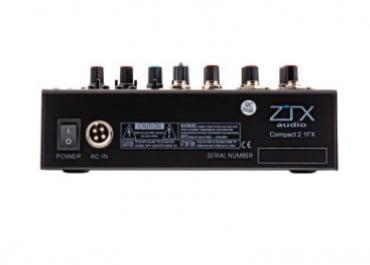 Микшерный пульт ZTX audio Compact 2.1FX