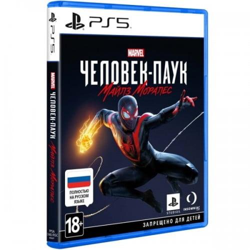 PS5 игра Sony Marvel's Человек-Паук: Майлз Моралес