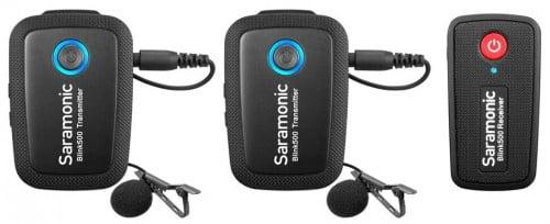 Радиосистема Saramonic Blink 500 B2